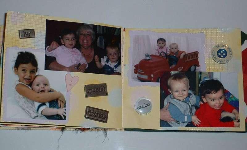 Grandma's Tag Book