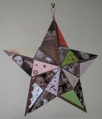 Altered Barn Star