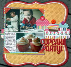 Cupcake Party