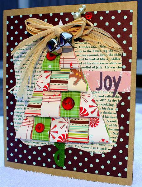 Christmas Tree - Joy