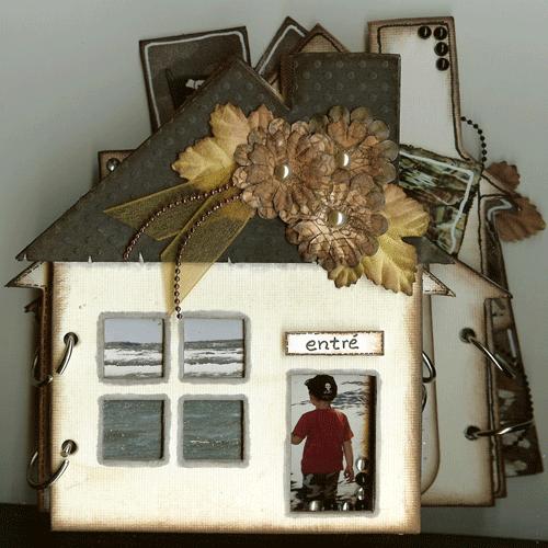 Front of Album