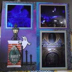Haunted Mansion Page 1