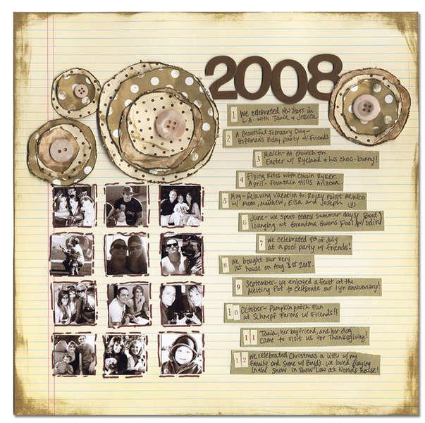 2008 - a good year