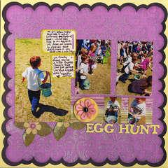 Egg Hunt 2010