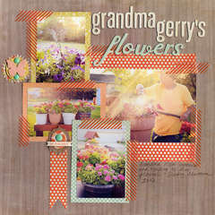 Grandma Gerry's Flowers