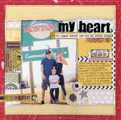My Heart. Montana.