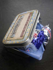 Gift Card/ Goodies Tin by Making Memories Vingtage Findings