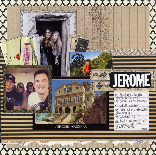 Visting Jerome AZ