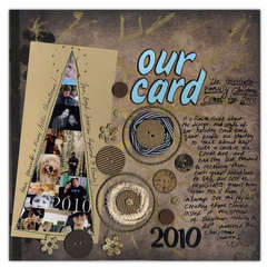Our Card