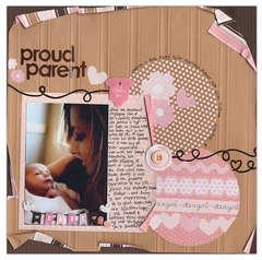 Proud Parent: Jessica