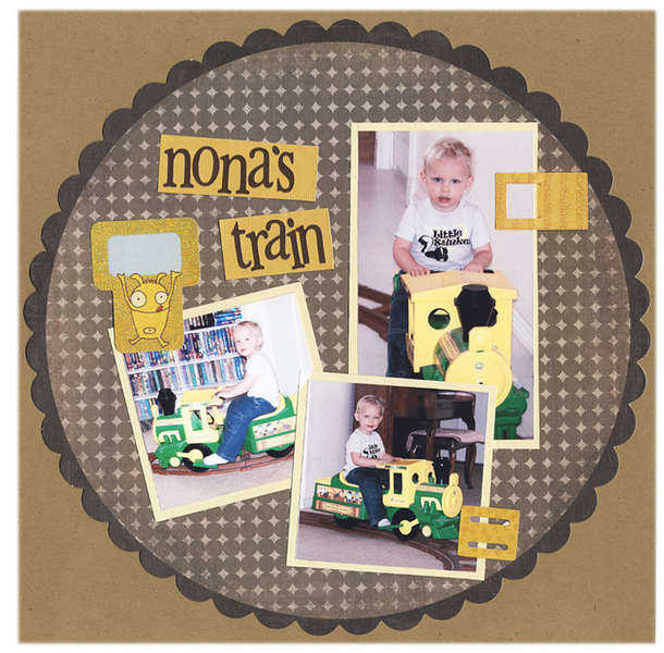 Ryker - Nona's Train