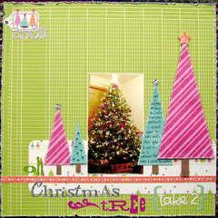 oh Christmas tree {take 2}