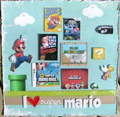 I love Super Mario