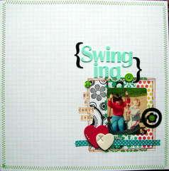 {swinging}
