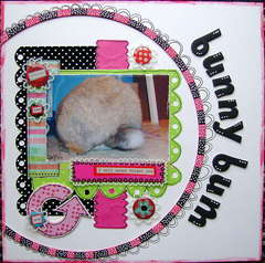 bunny bum