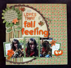 {she loves that} fall feeling ~ hybrid