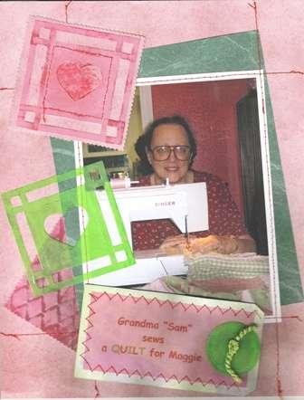 Grandma Quilts