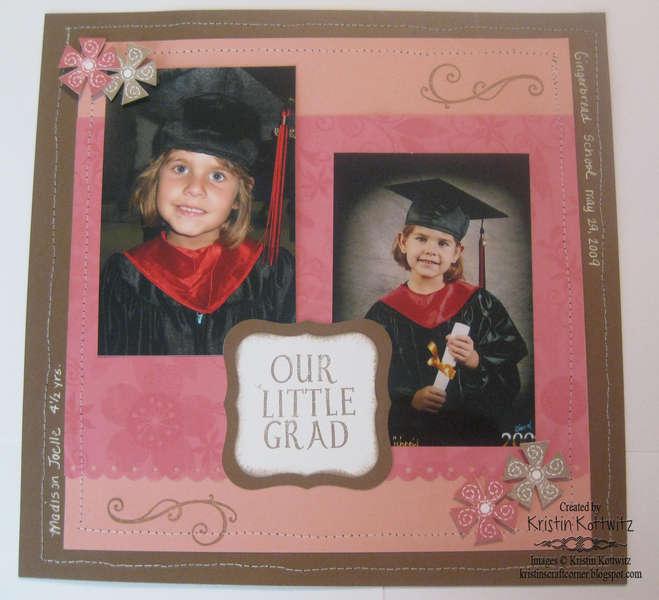 Our Little Grad