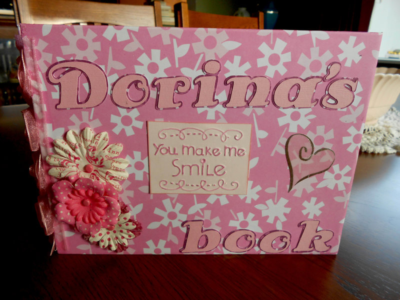 Granddaughter's picture book Cover