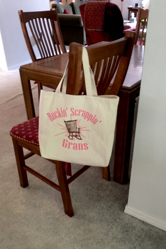 My 'go to' Tote Bag from Char