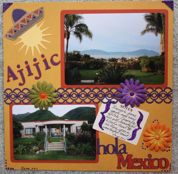 Hola Mexico