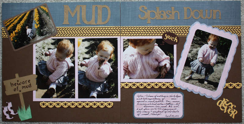 2-pager: MUD Splash Down layouts