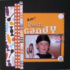 Arrr! Pirate Candy