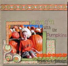 Hang'n with the Pumpkins
