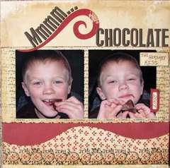 Mmmm... Chocolate