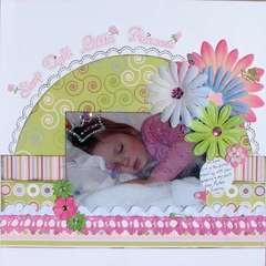 Sleep Tight Little Princess