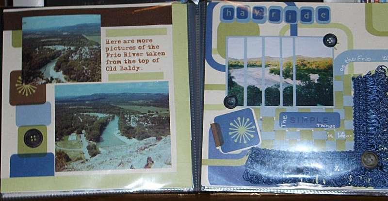 Cobb Family Vacation 2003