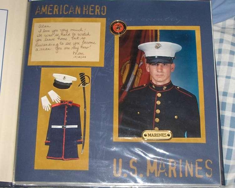 My Son, The Marine