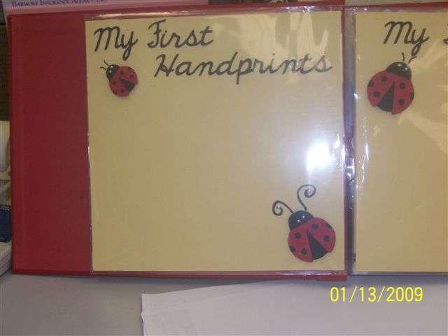 My First Handprints