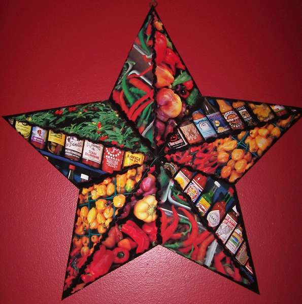 A Star of Peppers.