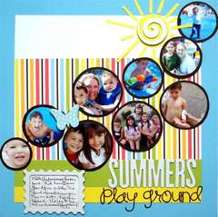 Summer Play Ground