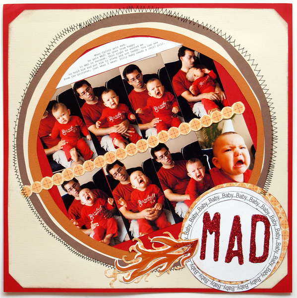 MAD baby