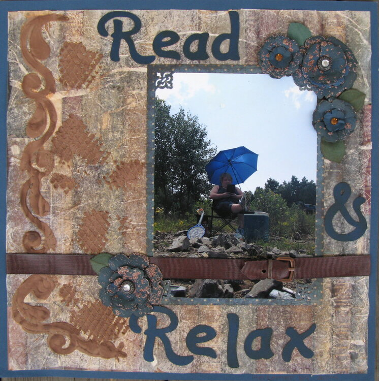 read & relax