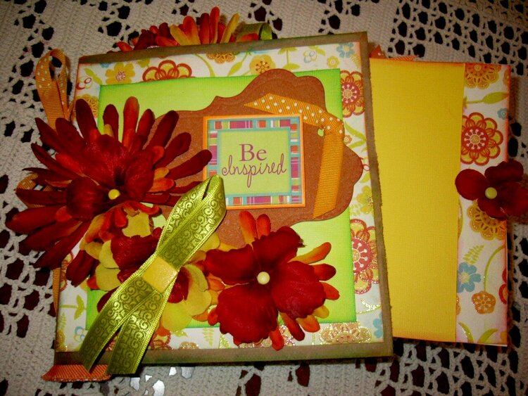 """""""NEW BEGINNING""""  Paper Bag Book for ACNW"""