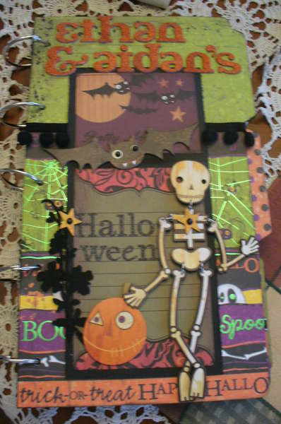 Fall Swap Love from Diana ~ Sheila's