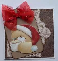 Brown FF Christmas Card