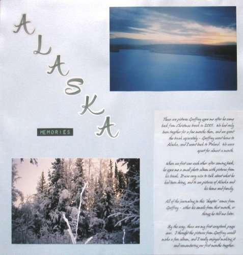 Alaska 1 - title