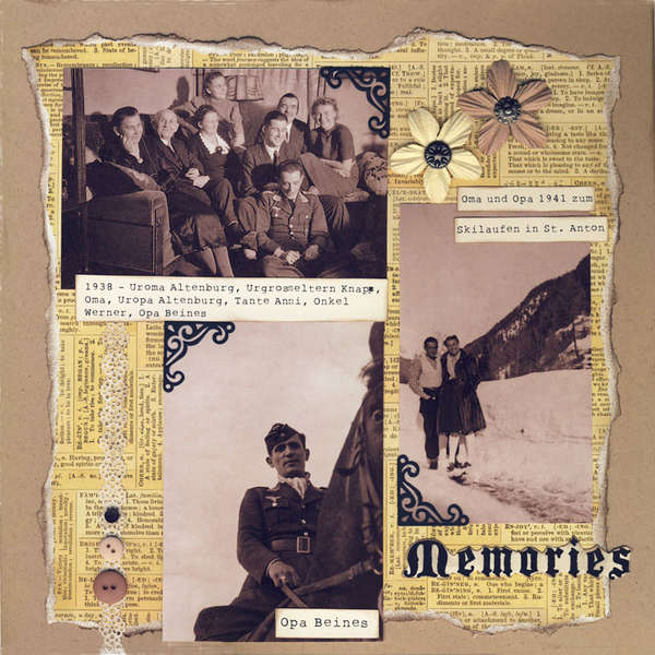 Memories - Heritage Layout