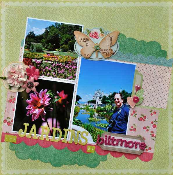 The Gardens of Biltmore