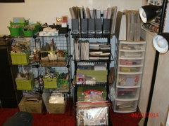 Scrapbook Room Redo