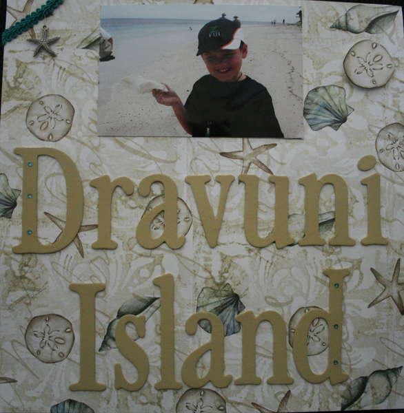Page 1 of Dravuni Is, Fiji