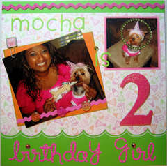 Mocha is 2