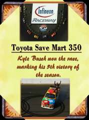Toyota Save Mart 350