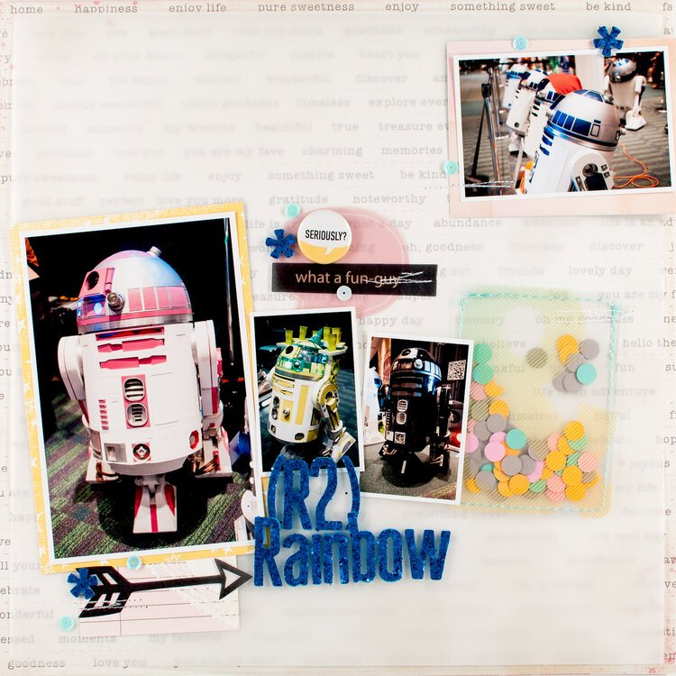 R2 Rainbow - **Citrus Twist Kits**