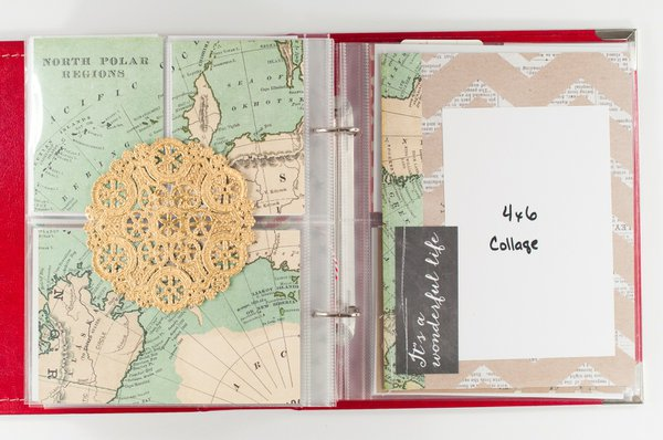 Holiday Mini Albums: Journal Your Christmas 2013