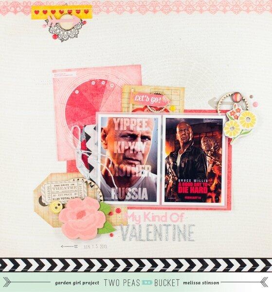 Valentine's Day : My Kind of Valentine